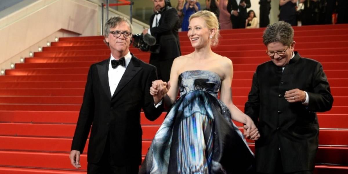 Cate Blanchett será la nueva presidenta del jurado en Cannes