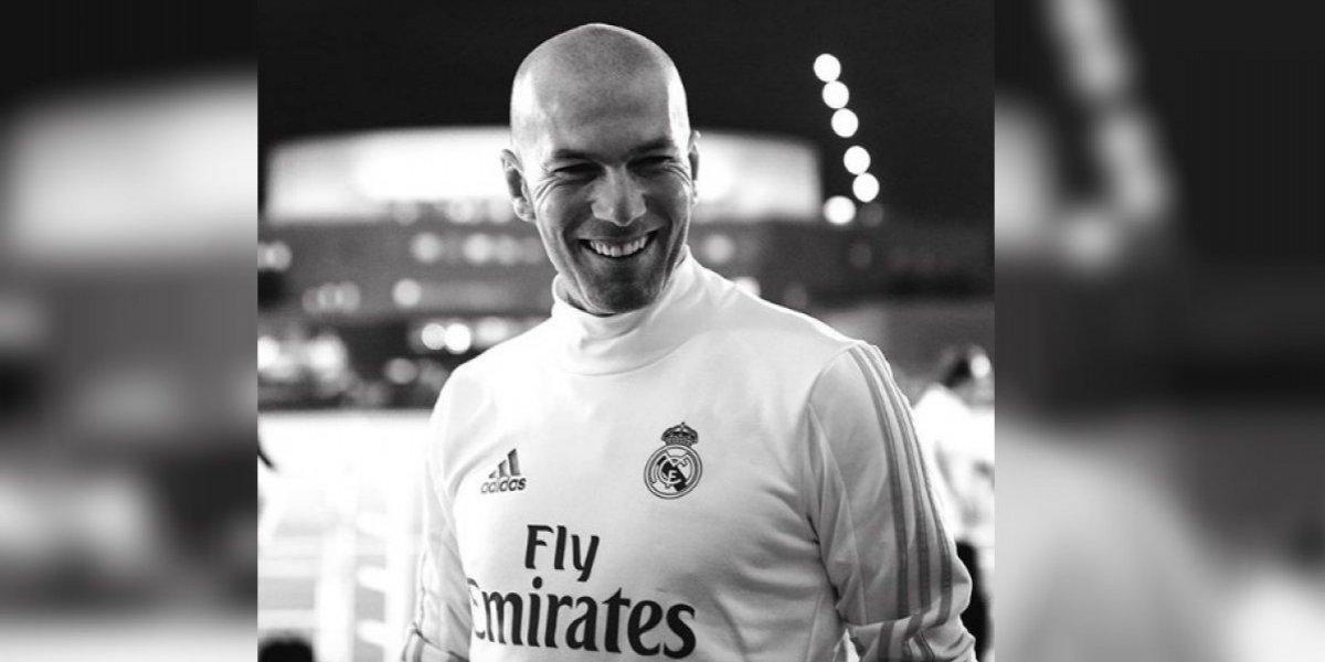 Las cinco cosas extra cancha que debes saber de Zidane