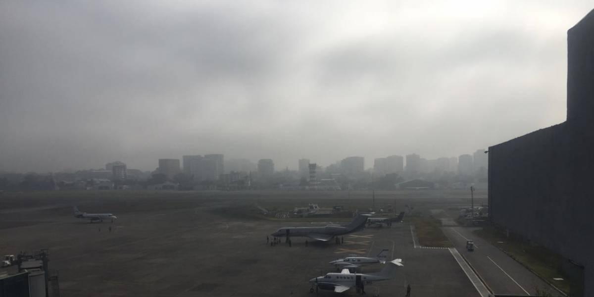 Por fuerte tormenta que azota EE. UU. suspenden vuelo de Guatemala a Nueva Jersey