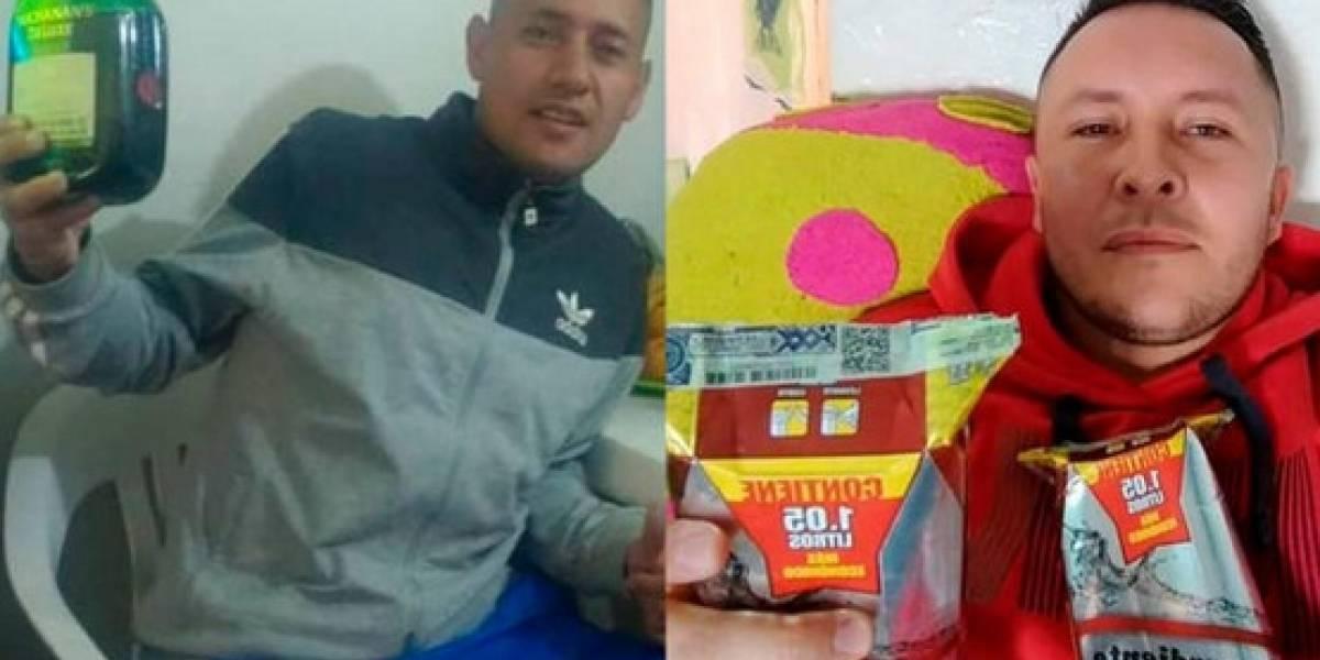 Condenados por homicidio festejan en La Modelo y lo presumen en Facebook