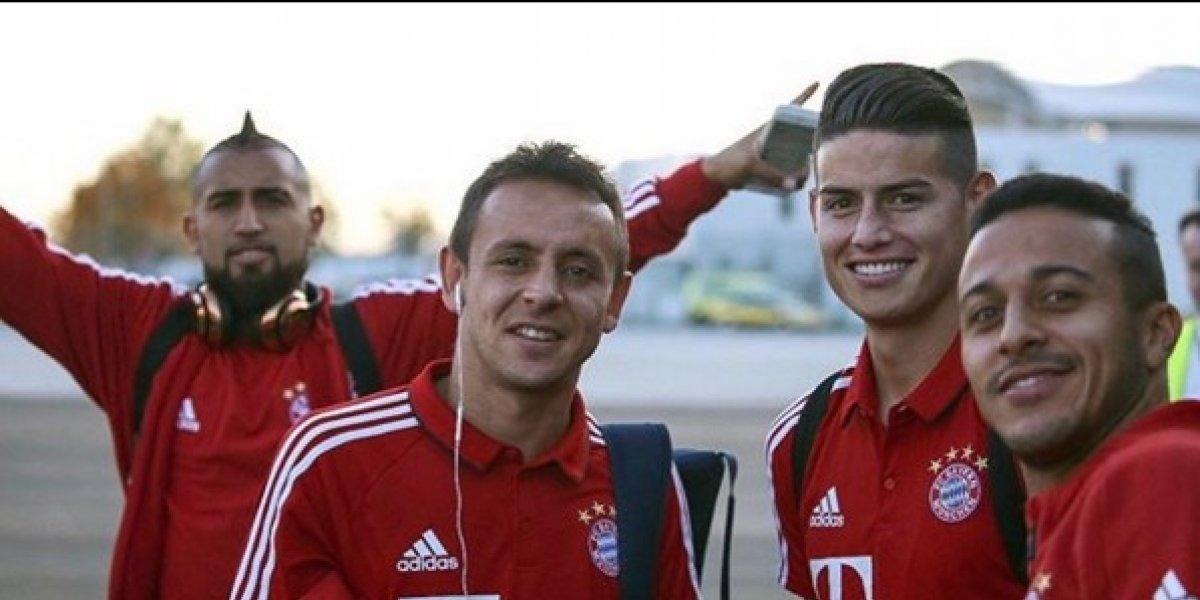 ¿Real Madrid o Bayern Munich? James Rodríguez ya tomó una decisión