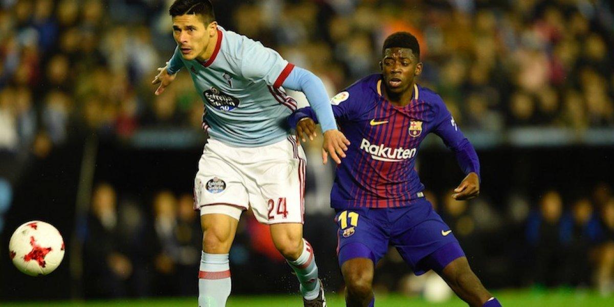 Celta y Barcelona empatan y el Camp Nou verá el desenlace