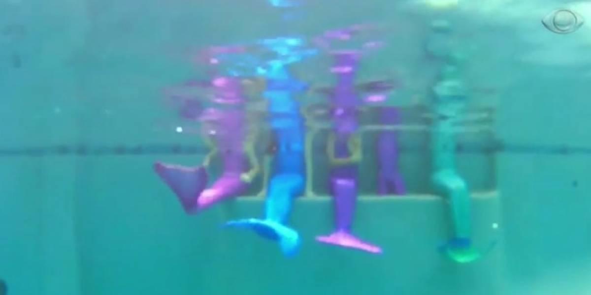 Inmetro: cauda de sereia eleva risco de crianças se afogarem
