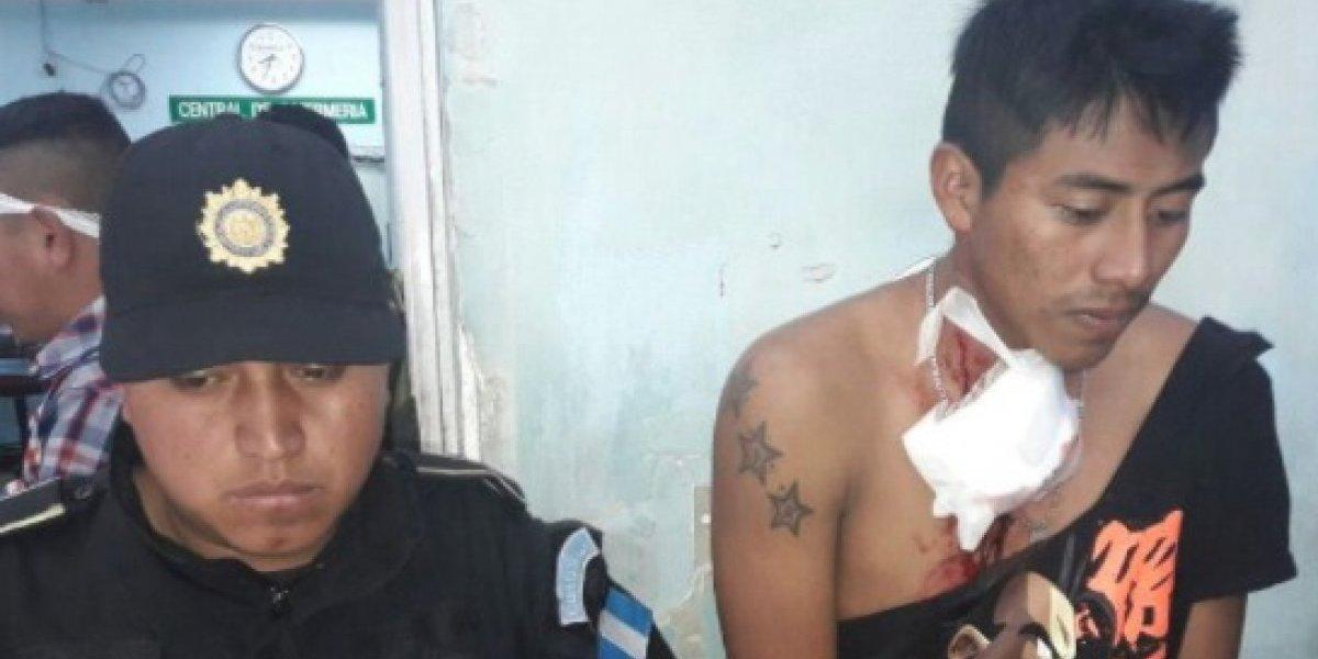 PNC evita ataque armado en contra de piloto de bus de rutas Quetzal