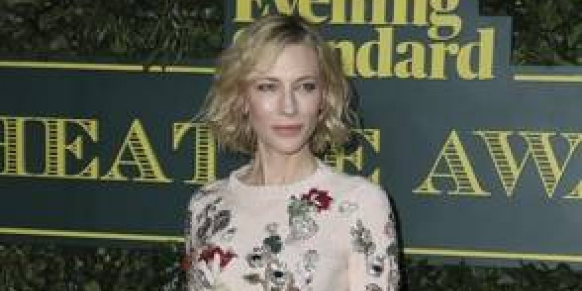 Cate Blanchett presidirá jurado del Festival de Cannes