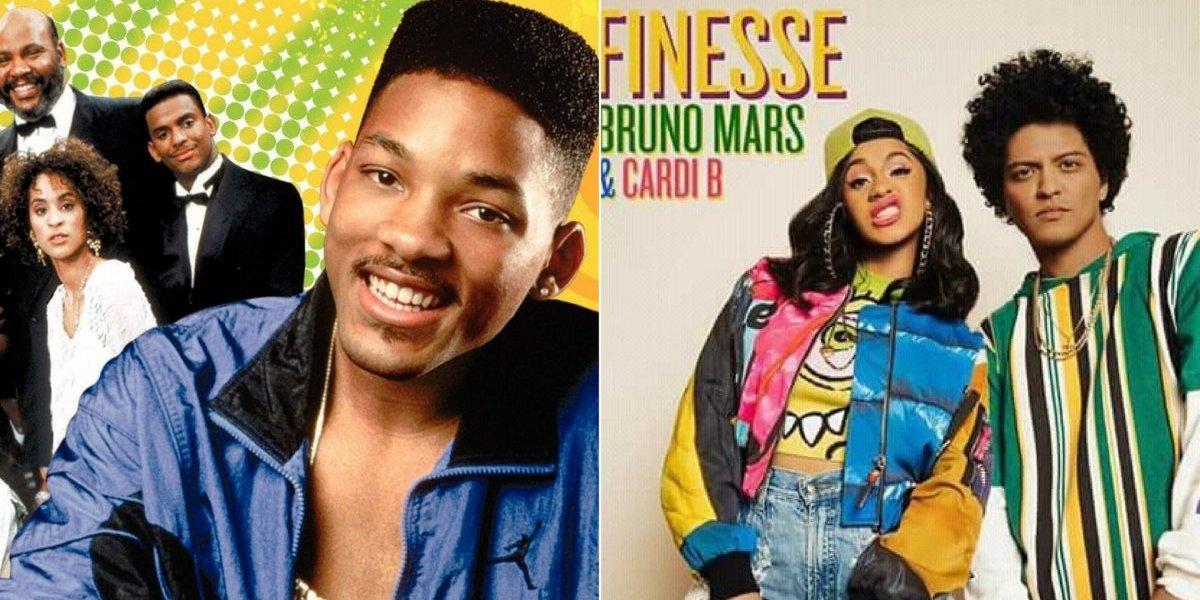 Novo clipe de Bruno Mars é comparado com a série 'Um maluco no pedaço'