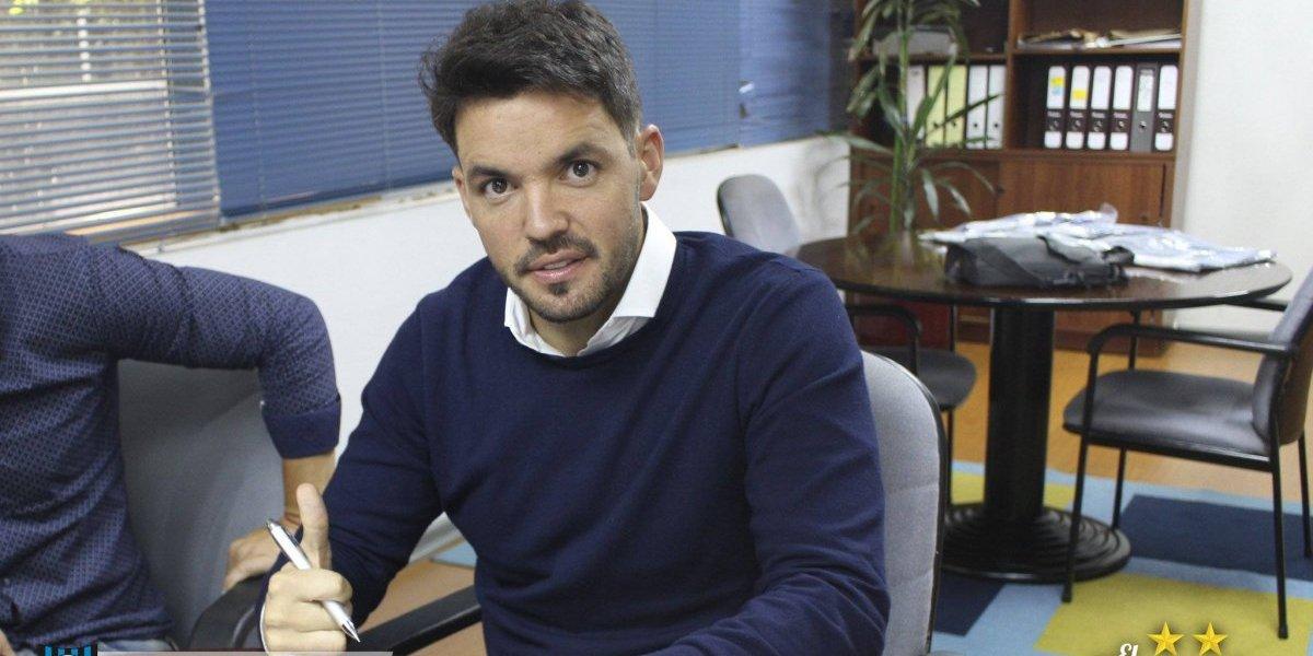 Huachipato confirma al argentino Nicolás Larcamón como nuevo DT