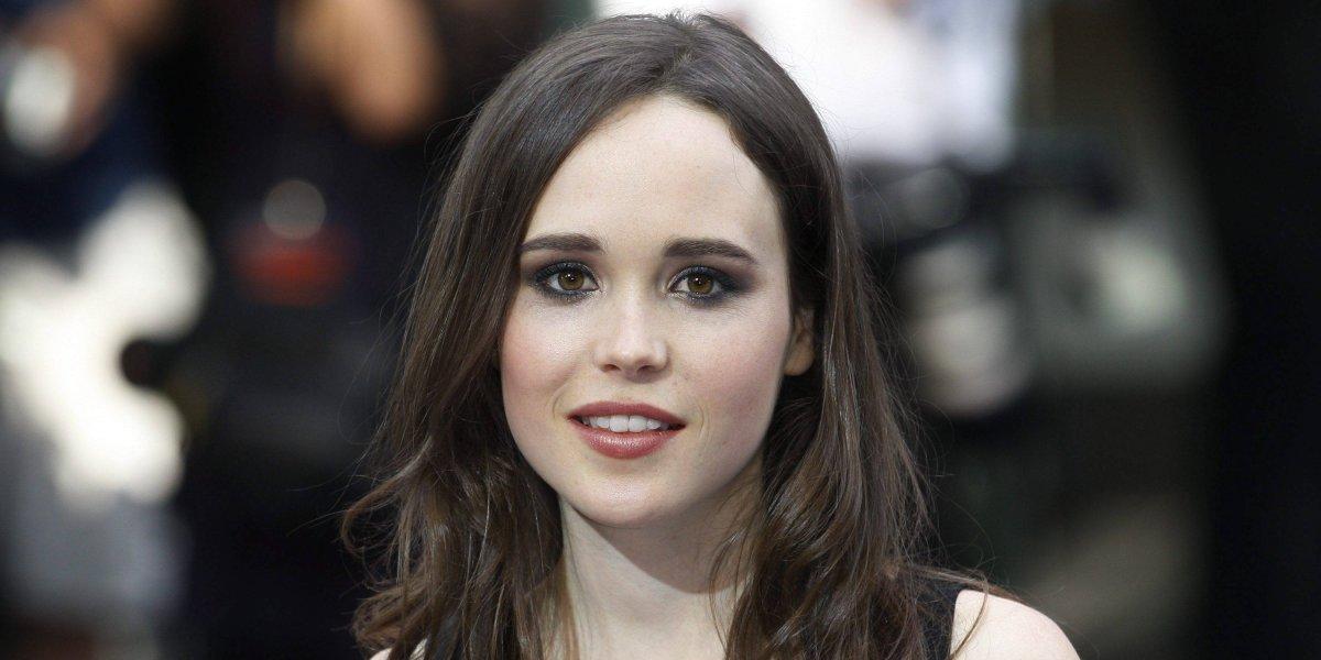 En una foto, la actriz Ellen Page revela que se casó con su novia