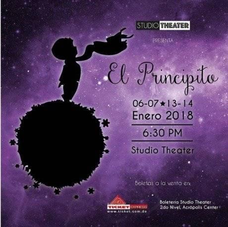 """""""El Principito"""", Studio Theater"""