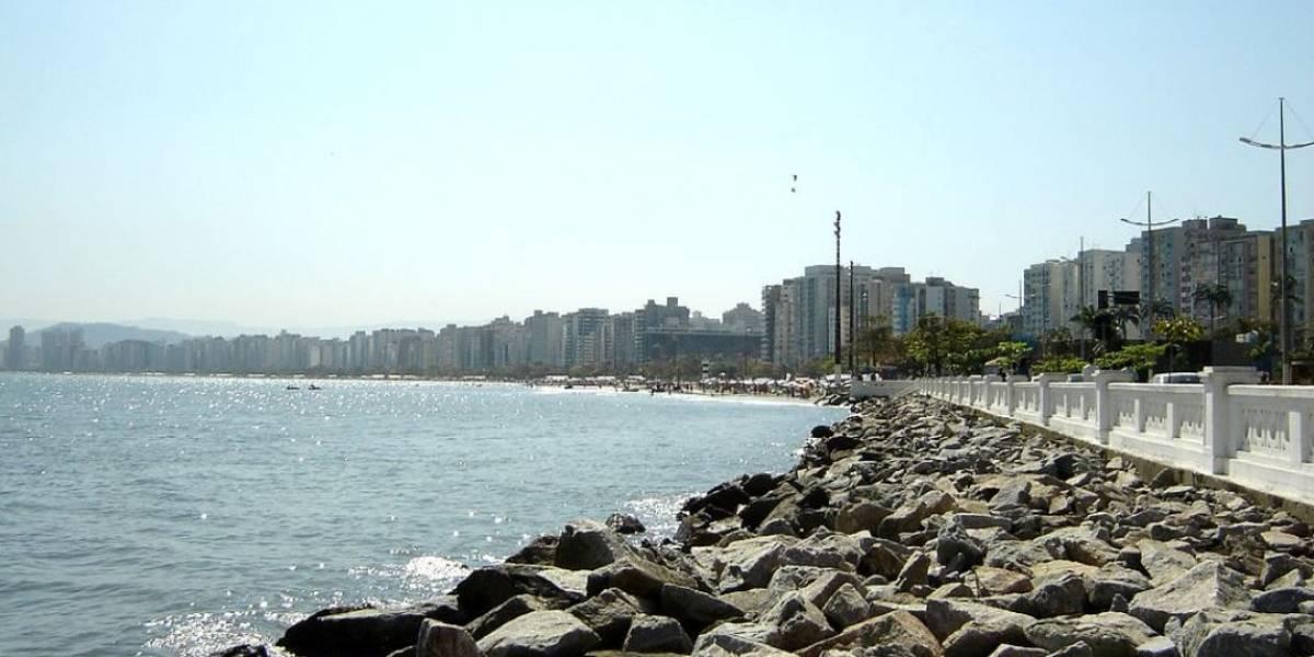 Aplicativo permite checar a qualidade das praias de São Paulo