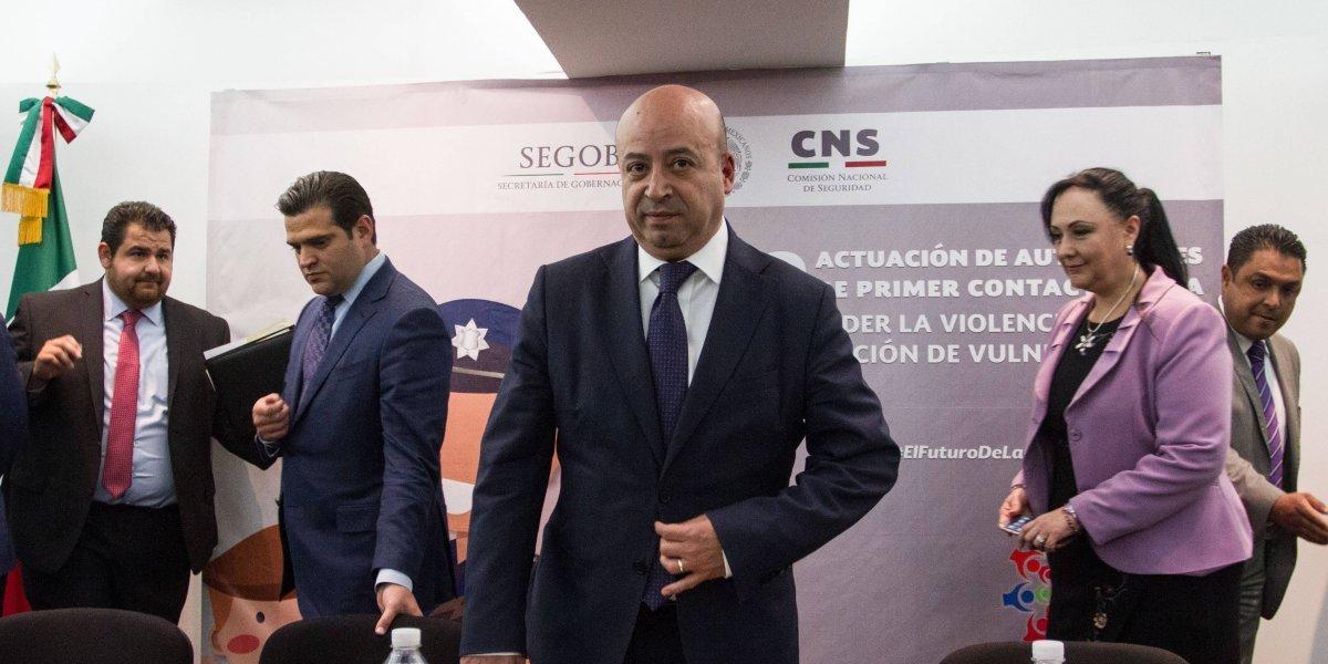 Tres años son insuficientes para acabar con criminalidad en México: Renato Sales