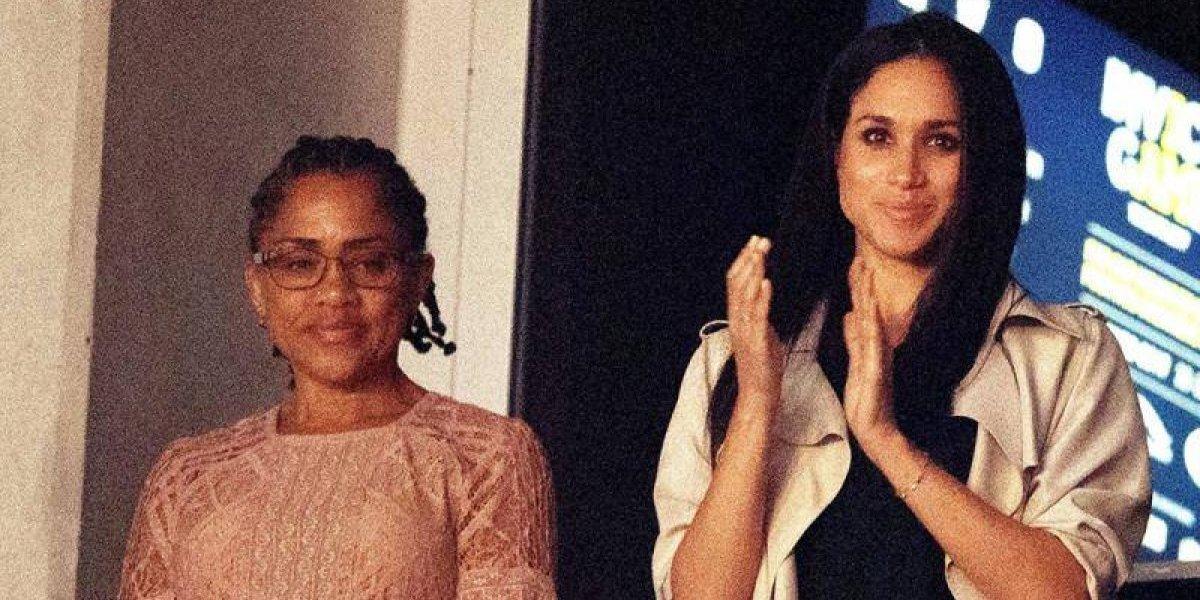 O papel da mãe de Meghan Markle em seu casamento também pode romper as tradições
