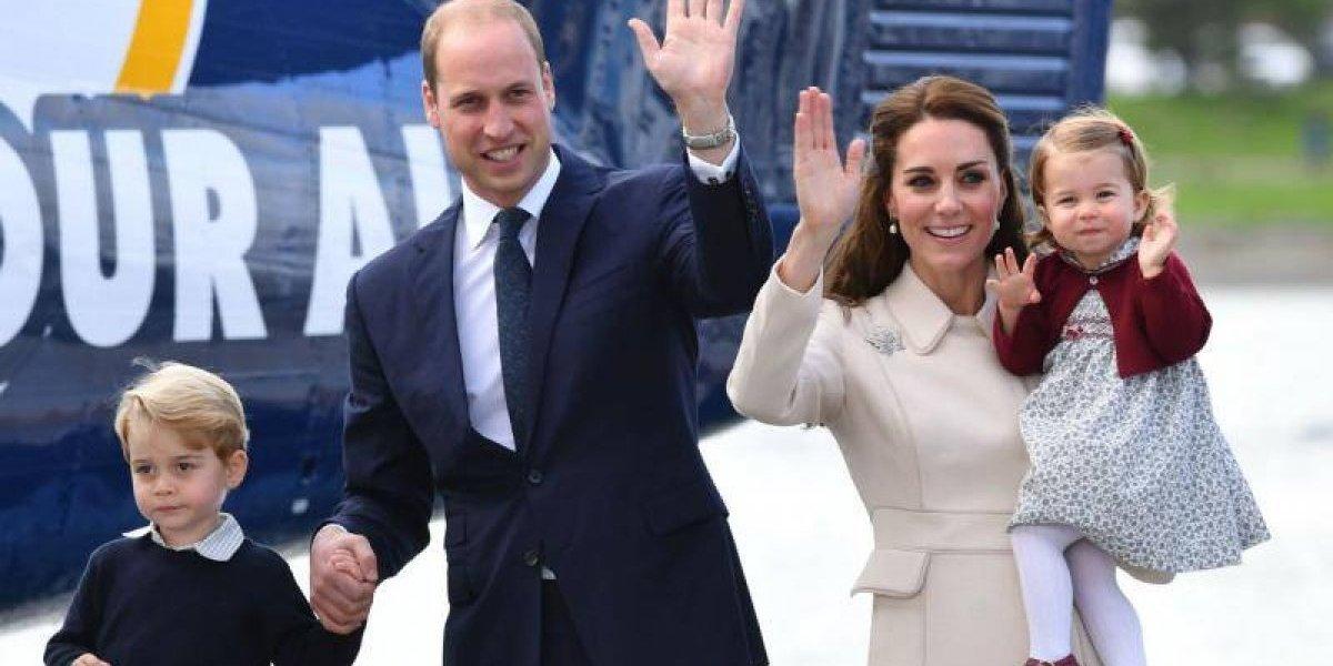 Por que em público o príncipe William sempre leva George e não Charlotte?