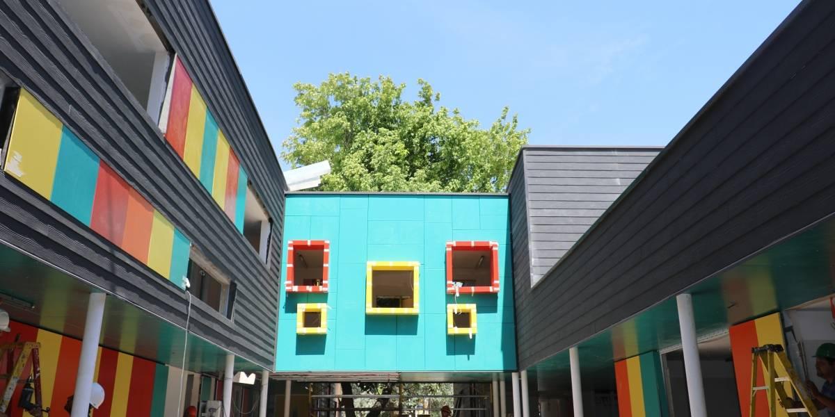 Corte Suprema respalda construcción de polémico Jardín Infantil en Recoleta
