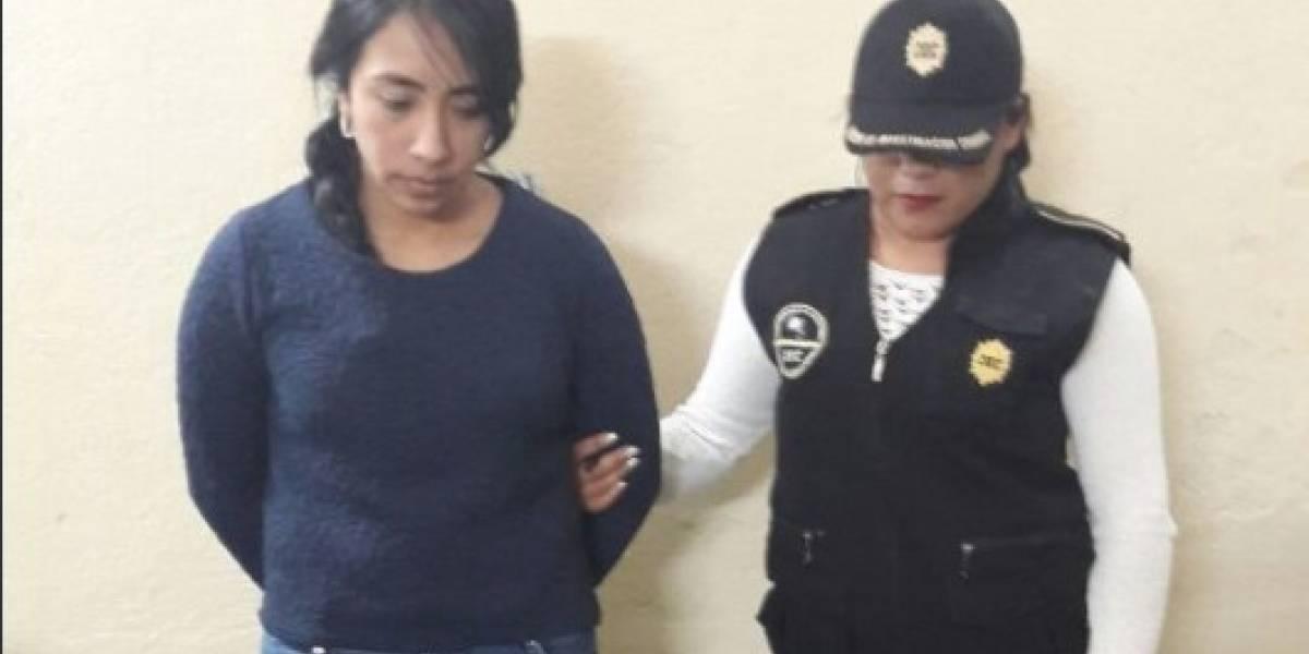 Capturan en Cobán a sindicada en caso Botín Registro de la Propiedad