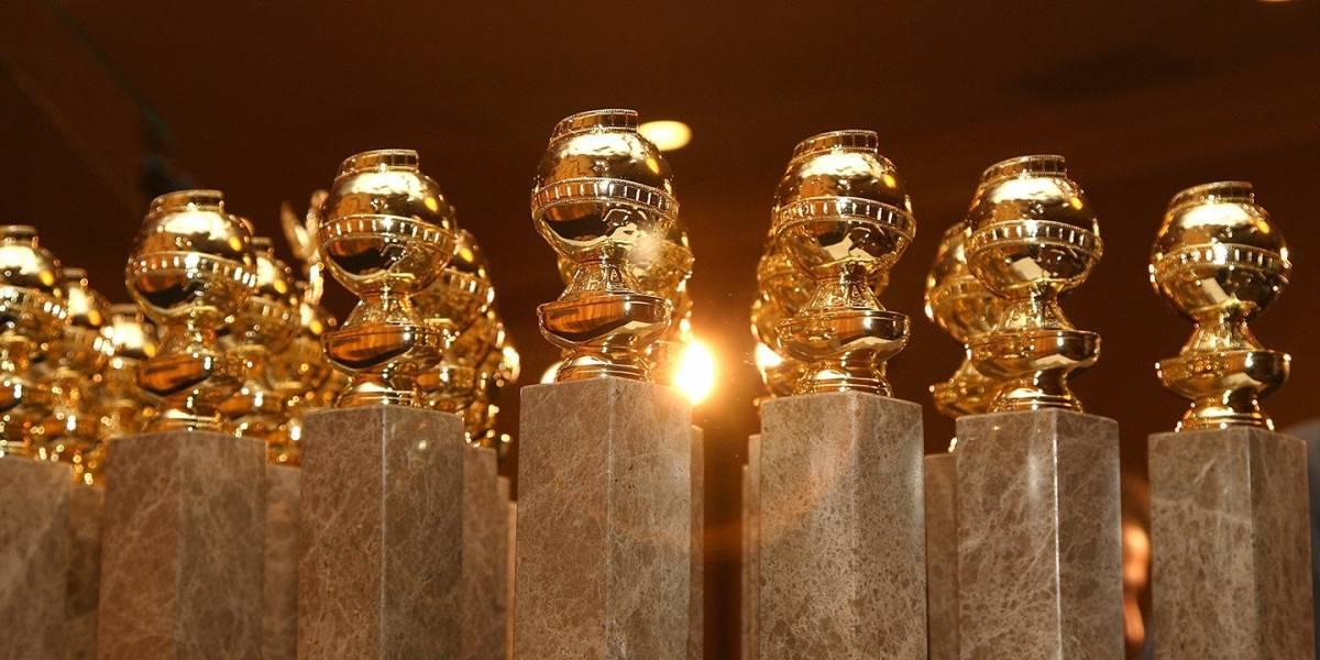 La gala de los Globos de Oro en donde todas actrices vestirán de negro