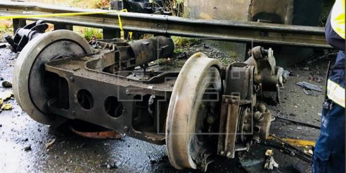 Muere en EE.UU. una niña atropellada por un tren mientras miraba su teléfono