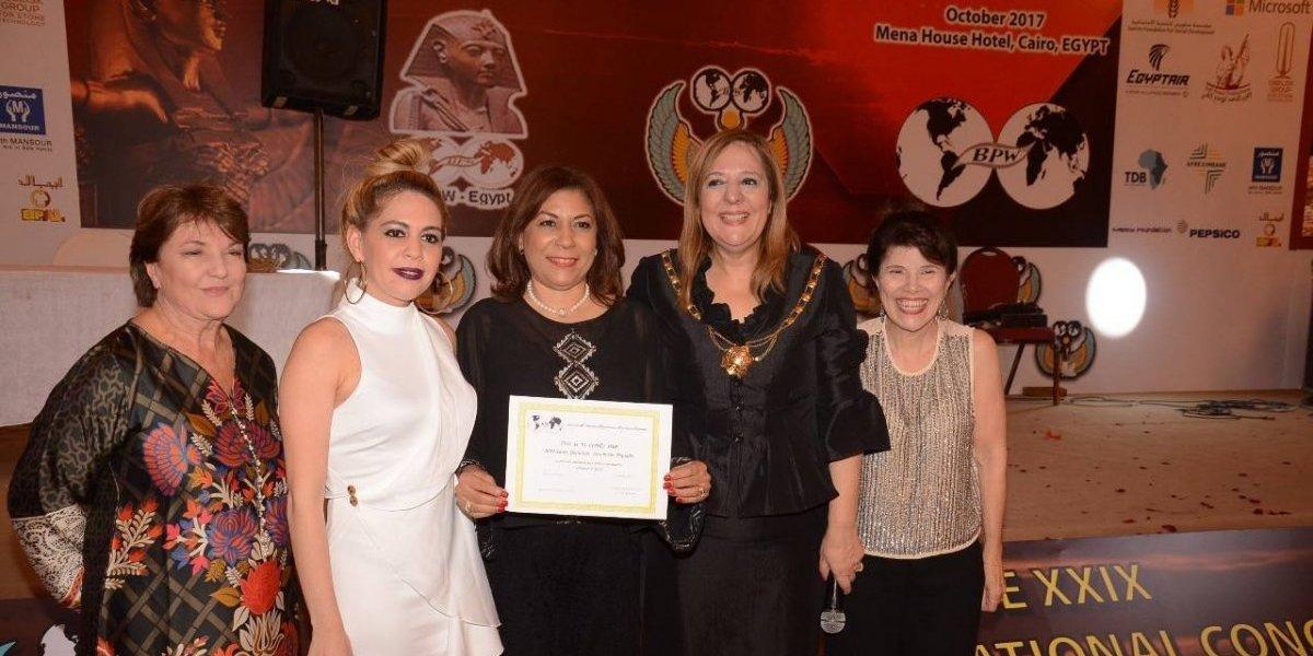 #TeVimosEn: ANMEPRO-BPW recibe reconocimiento Internacional