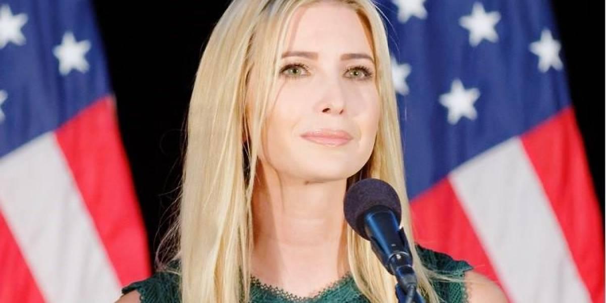 Ivanka Trump quiere ser la primera presidenta de Estados Unidos