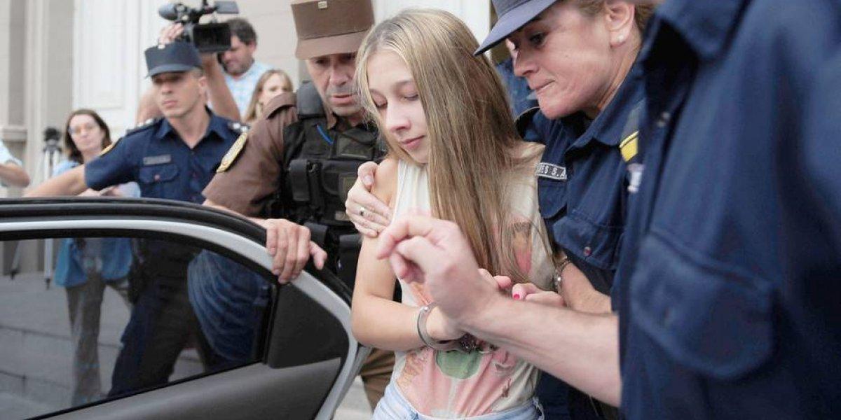 Argentino assassinado pela namorada alertou sobre obsessão da jovem nas redes sociais