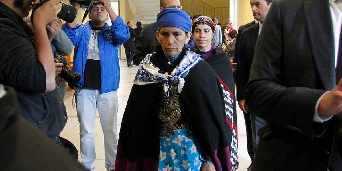Caso Luchsinger Mackay: temen que machi Linconao pida asilo en Bolivia