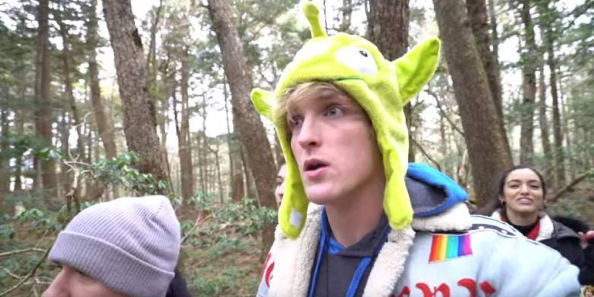 Logan Paul se retira de YouTube tras polémico video sobre un suicidio
