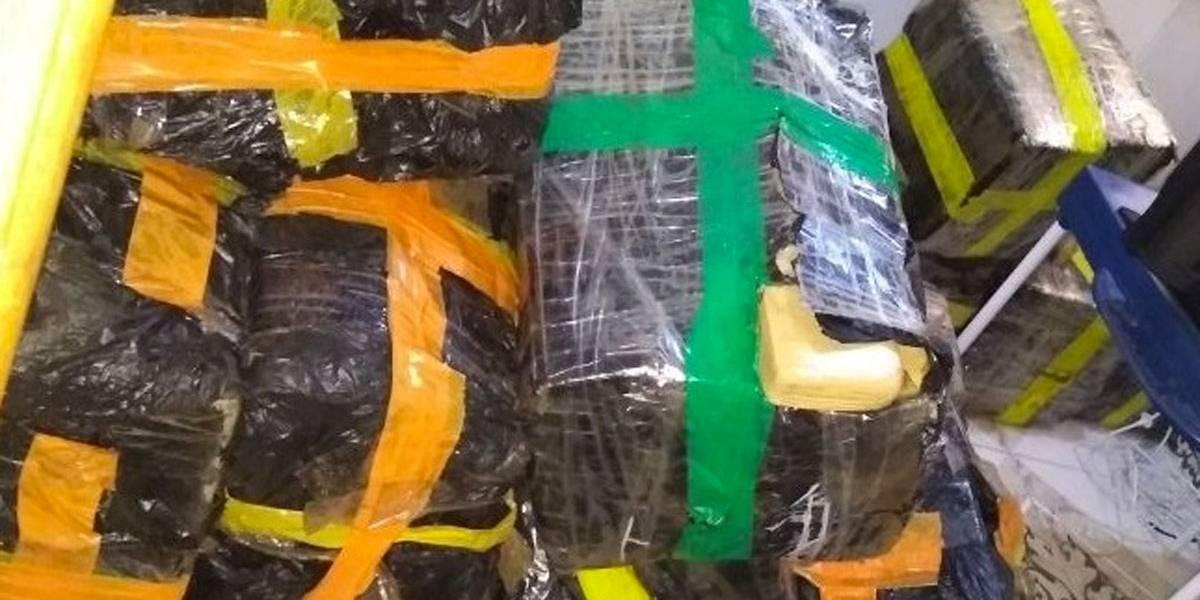 Polícia apreende 500 kg de maconha na zona oeste de São Paulo