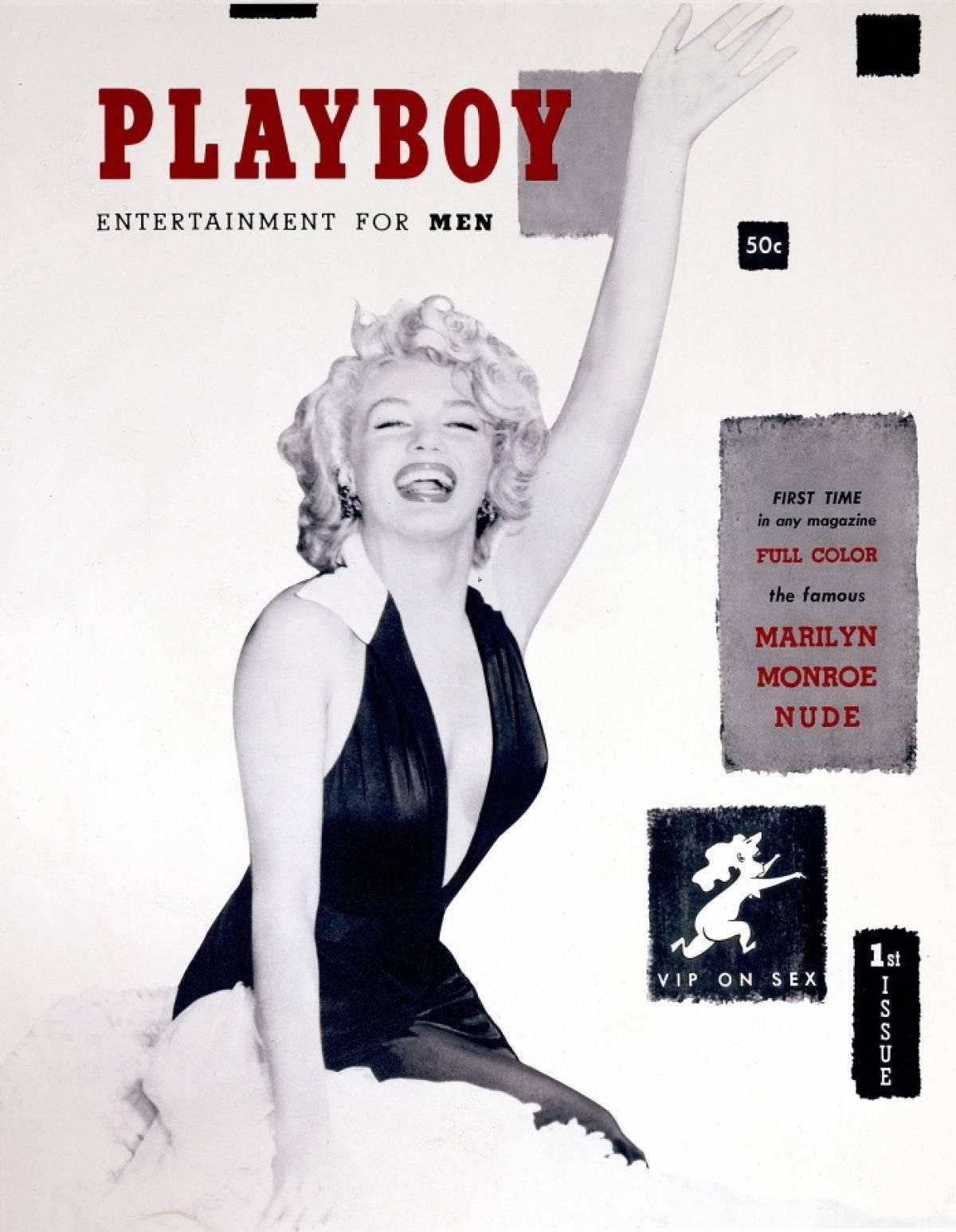 Marilyn Monroe en Playboy Foto: Playboy