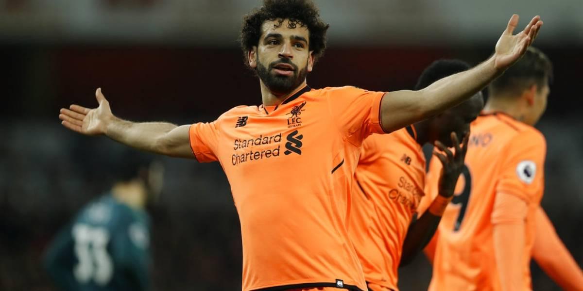 Salah, el astro egipciodel Liverpool, elegidoBalón de Oro africano