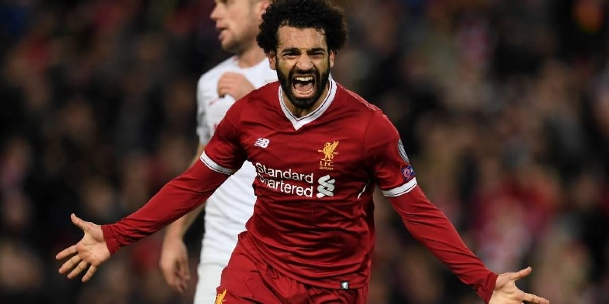 Los aficionados del Liverpool pueden respirar, Salah continuará una temporada más