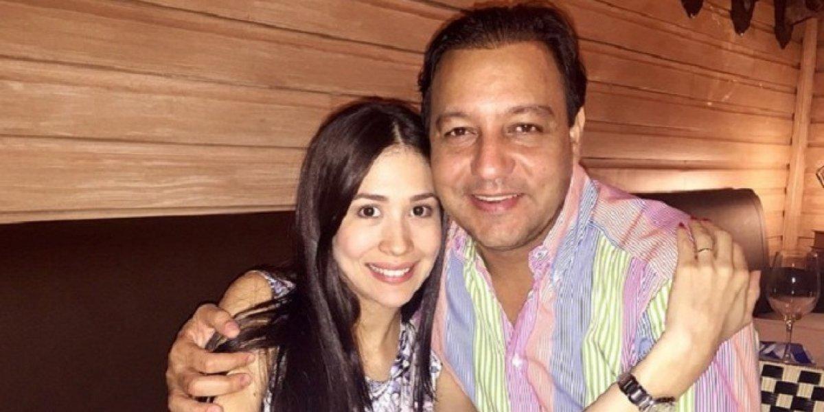 Nahiony Reyes y Abel Martínez son padres por segunda vez