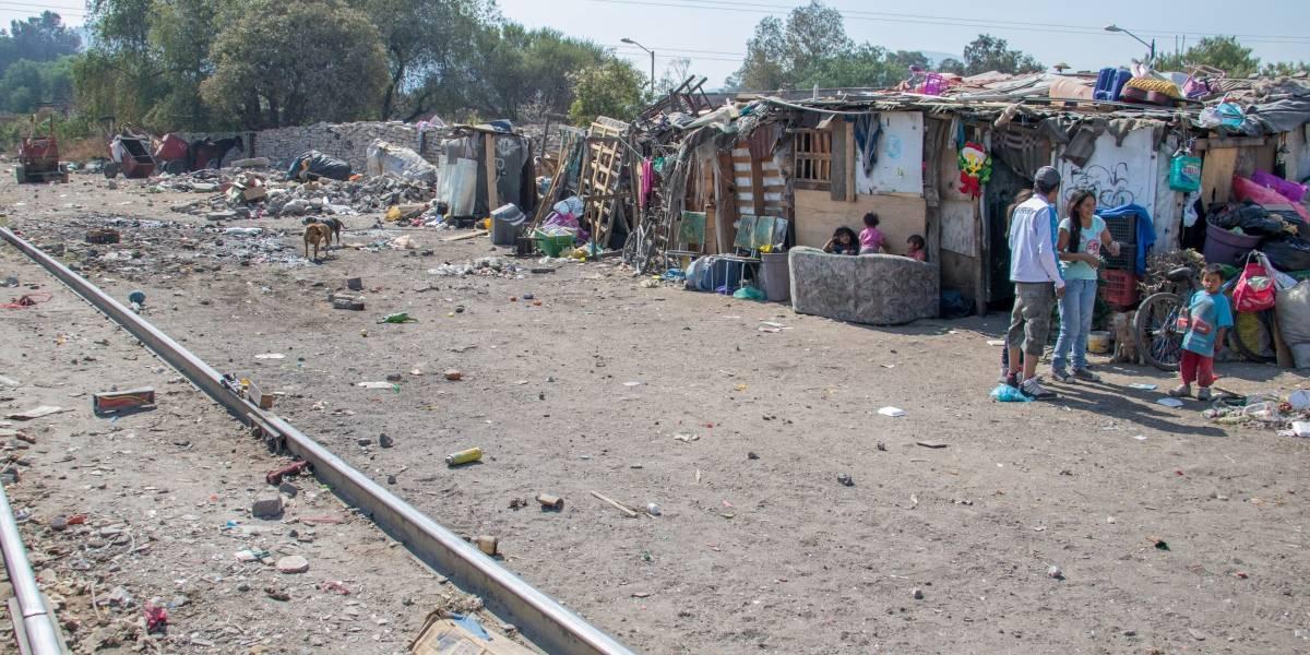 51.7% de trabajadores en México son pobres monetariamente