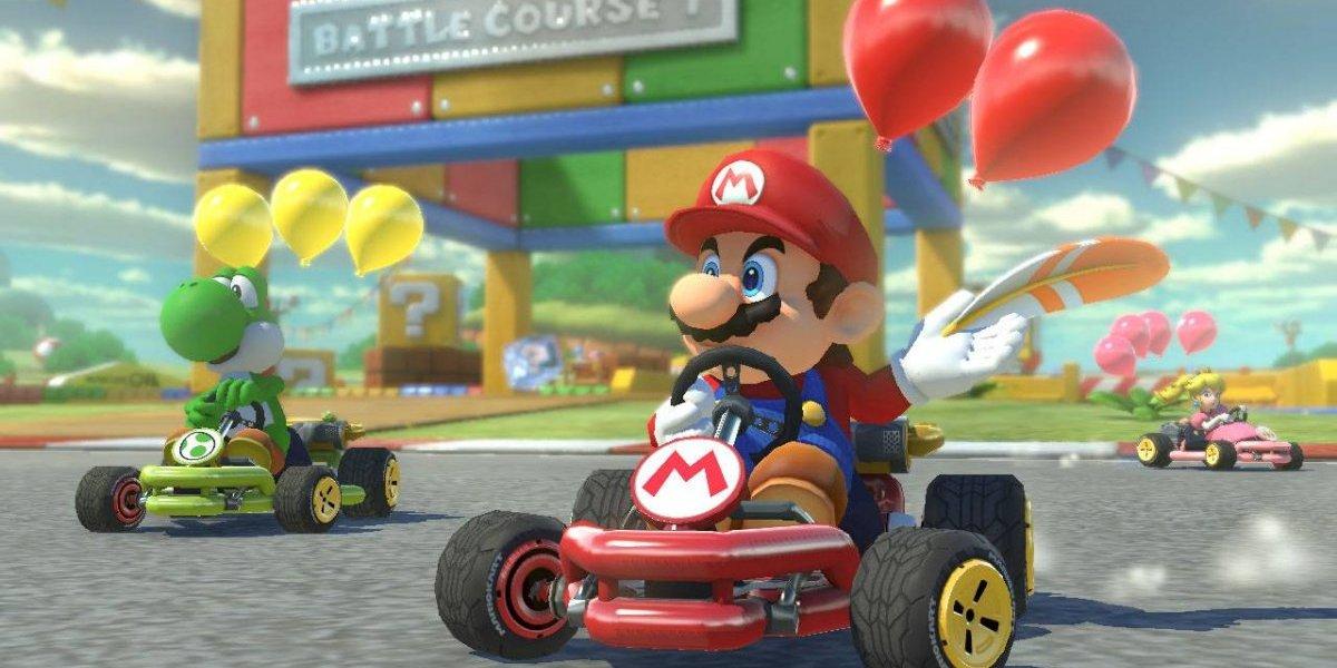 Tokio te deja jugar Mario Kart en las calles