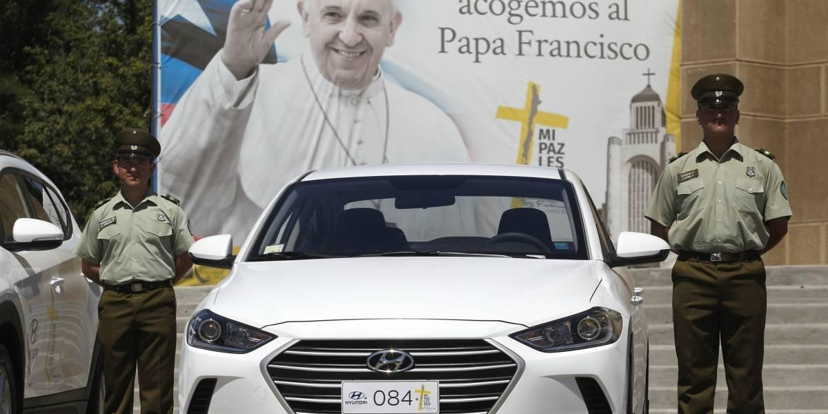 Francisco en Chile: Revisa los desvíos de tránsito en Santiago por la visita del Papa