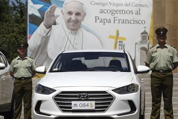 Visita del Papa Francisco