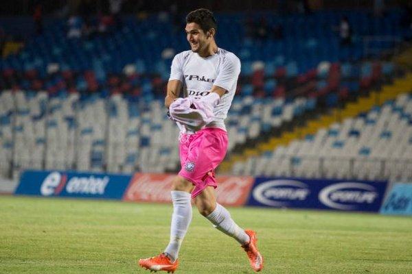 Matías Dituro tiene contrato hasta 2020 con Bolívar / Foto: Photosport