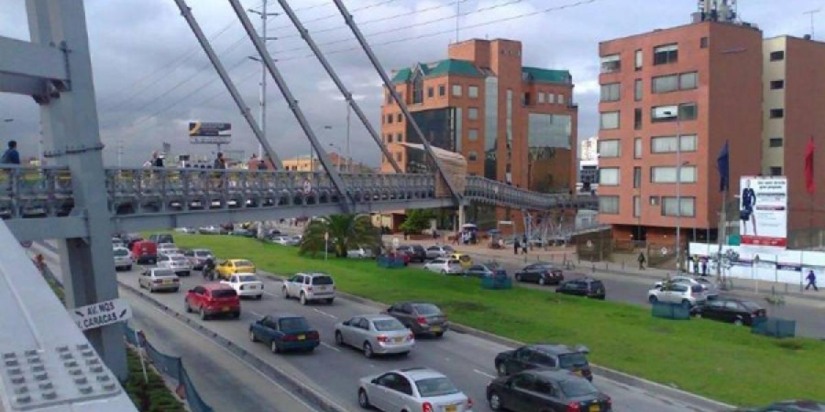 La nueva trampa para atracar ciudadanos en los puentes peatonales
