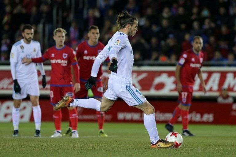 Gol de Gareth Bale contra el Numancia
