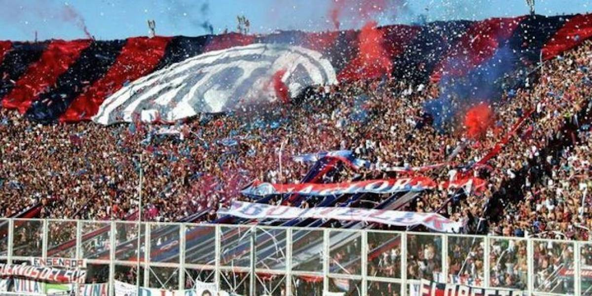 VIDEO: 'Corazón' de Maluma inspira nuevo cántico de porra del San Lorenzo