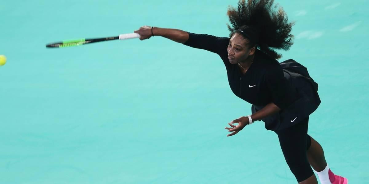 Serena no defenderá su cetro en el Abierto de Australia