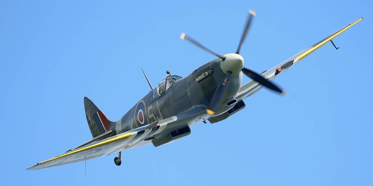 Itália encontra piloto britânico morto na Segunda Guerra