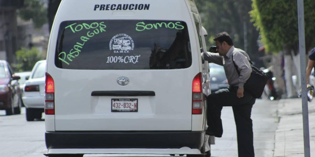 Prevén aumento a tarifas del transporte público en Michoacán