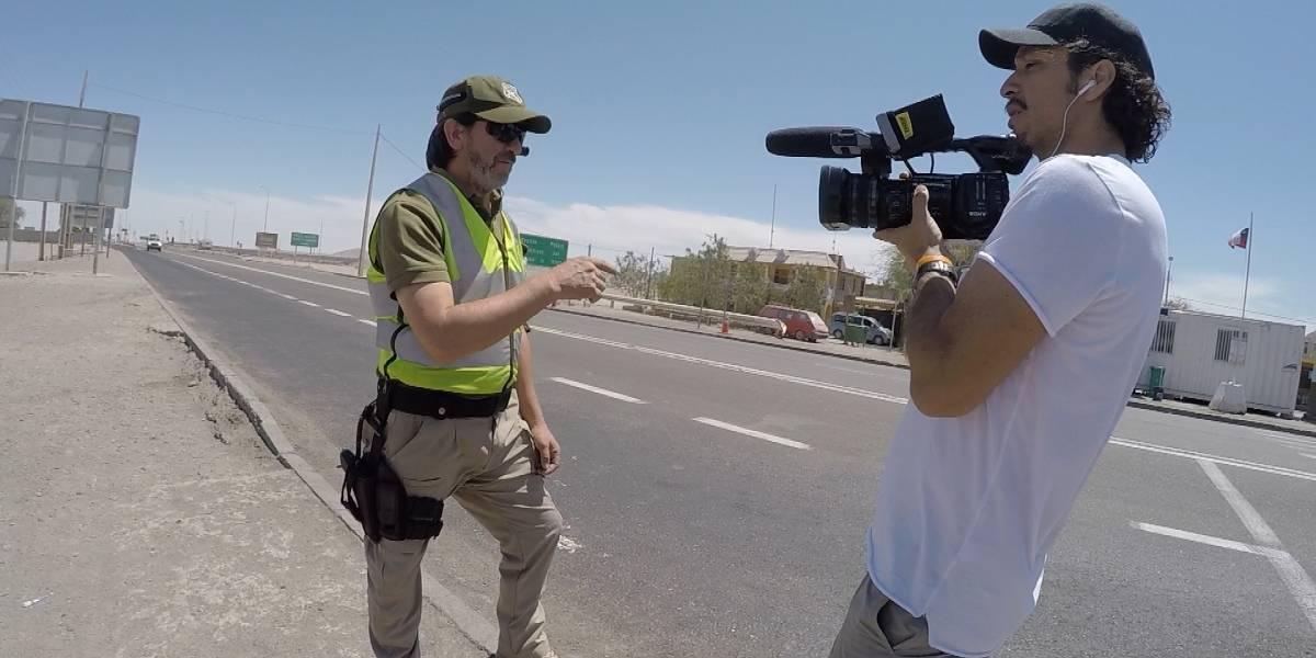 """""""Alerta Máxima"""" estrena nueva temporada sin locutor y retratando los problemas fronterizos"""