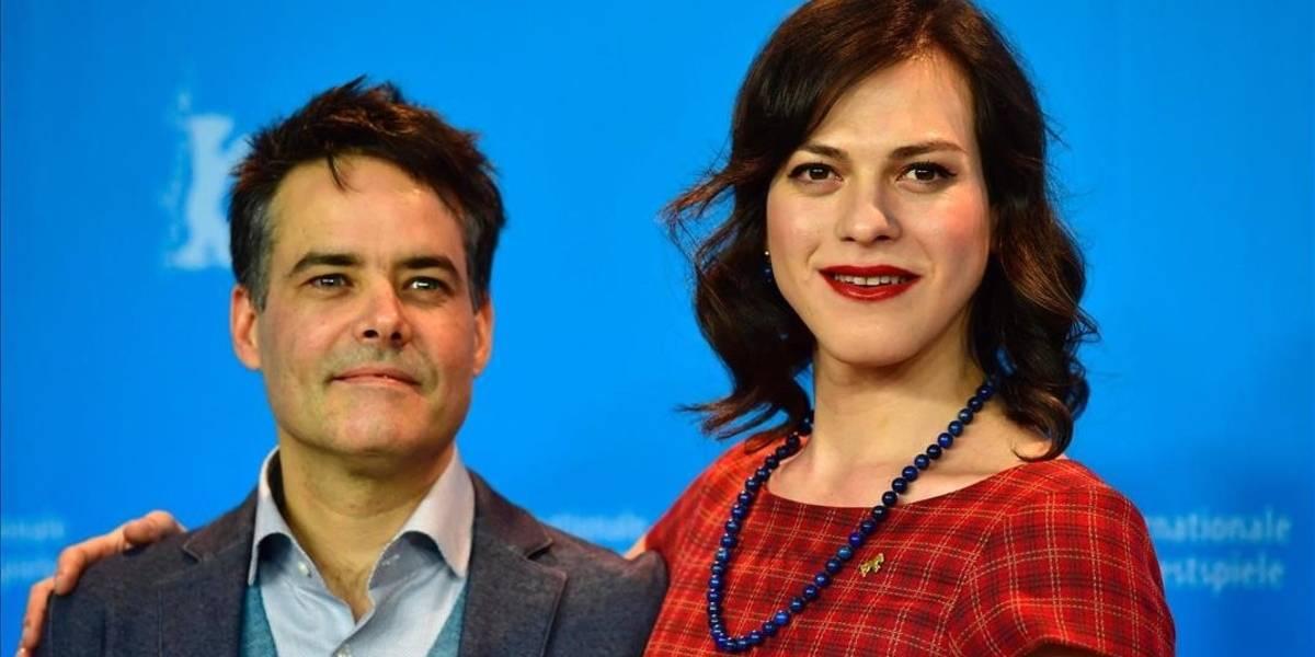 Daniela Vega y Sebastián Lelio relatan sus sensaciones ad portas de los Globos de Oro