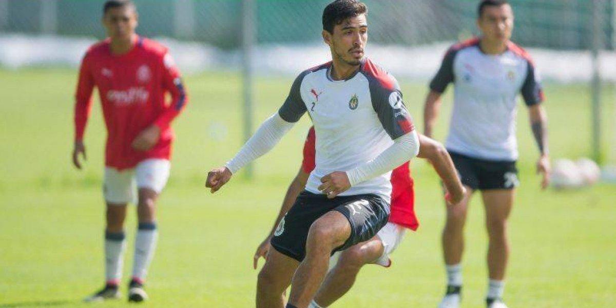 Getafe avanza en negociaciones por Oswaldo Alanís
