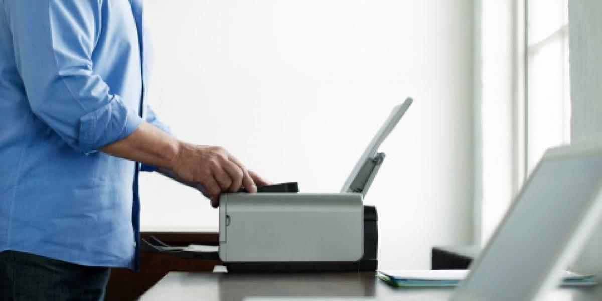 Ahora pueden robarte datos a través de impresoras