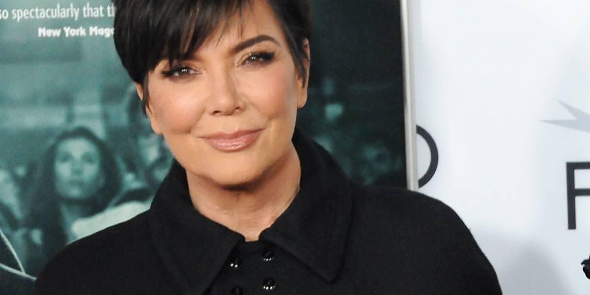 Kris Jenner asombra a sus fanáticos por su look
