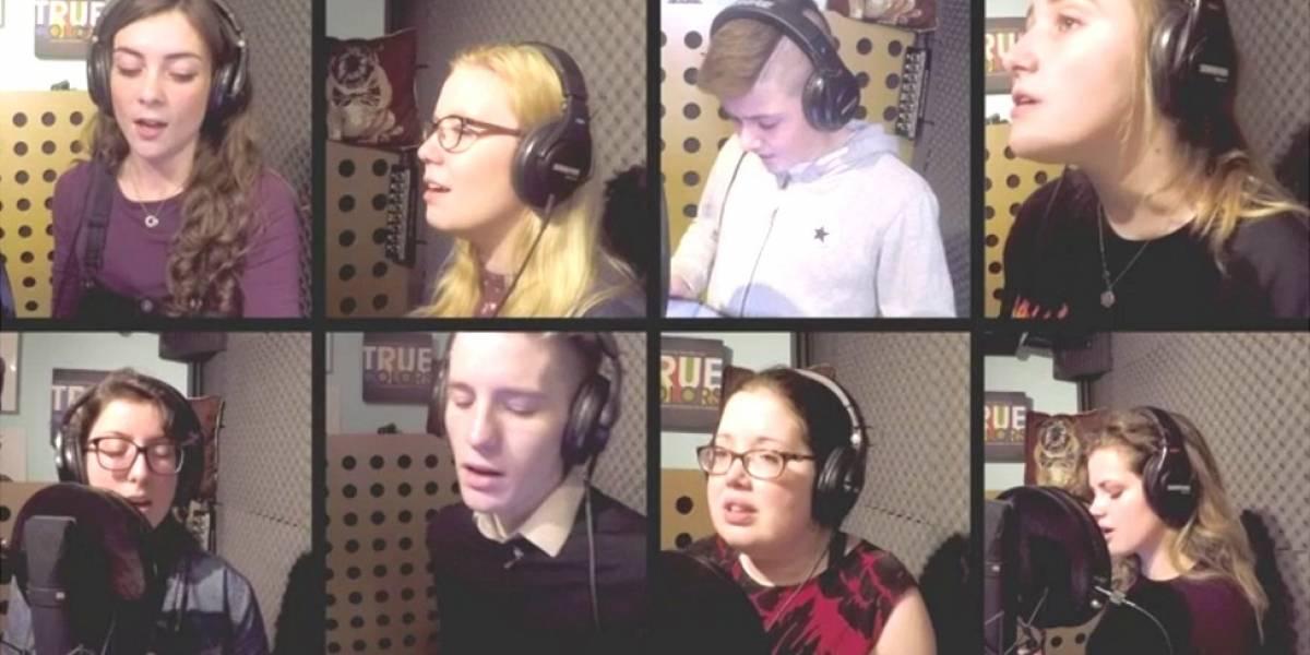 Os cantores que se arriscariam a morrer se cantassem juntos em coral