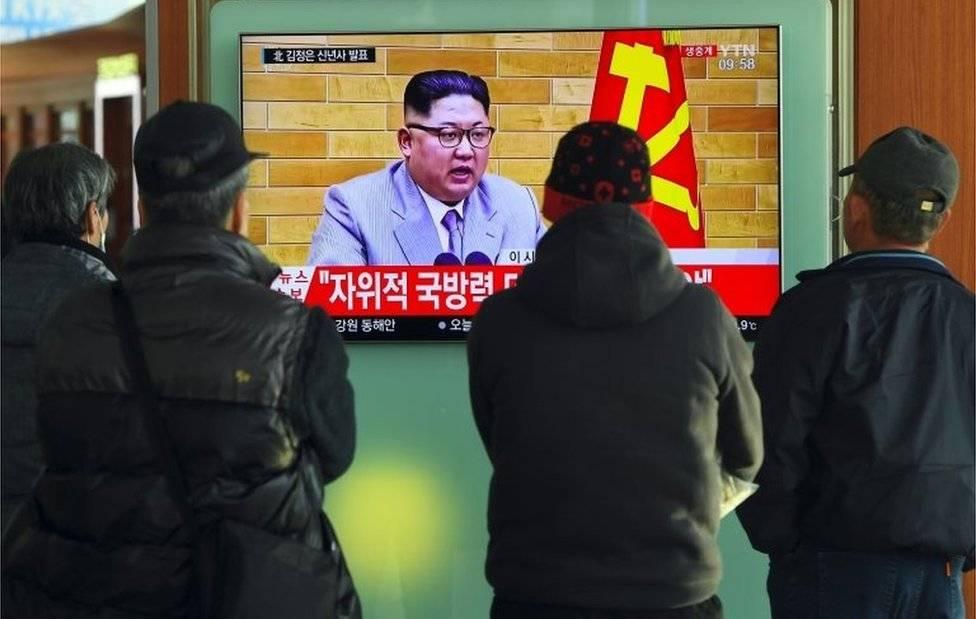 Corea del Norte estará