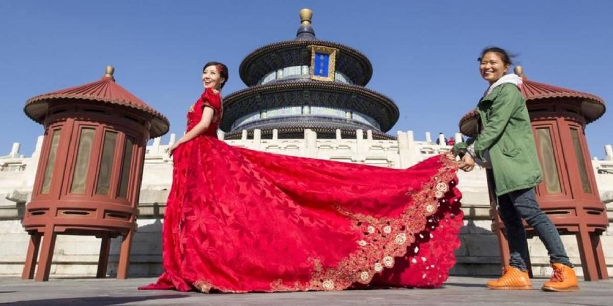 """El """"barrio chino"""" que preparan los comerciantes asiáticos en Bogotá"""